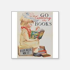 1959 Children's Book Week Sticker