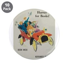 1961 Children's Book Week Button (10 Pack)