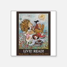 1973 Children's Book Week Sticker