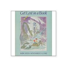 1982 Children's Book Week Sticker