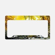 Autumn Creek License Plate Holder