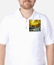 Autumn Creek Golf Shirt