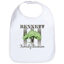 BENNETT family reunion (tree) Bib