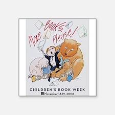 2006 Children's Book Week Sticker