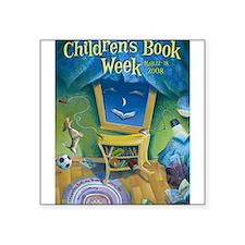 2008 Children's Book Week Sticker
