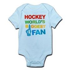 Hockey Fan Infant Bodysuit