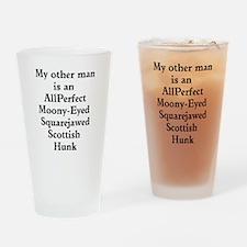Moony Eye Scot Drinking Glass