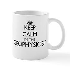 Keep calm I'm the Geophysicist Mugs