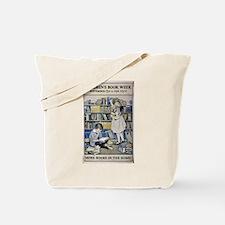 1921 Children's Book Week Tote Bag
