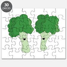 Happy Broccoli Puzzle