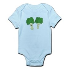 Happy Broccoli Body Suit