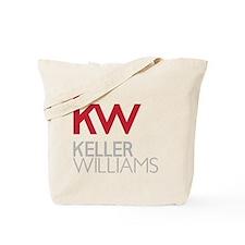 KW Logo Tote Bag