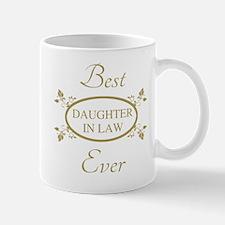 Best Daughter-In-Law Ever Mug
