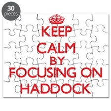 Keep Calm by focusing on Haddock Puzzle