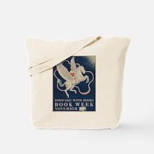 1941 Children's Book Week Tote Bag