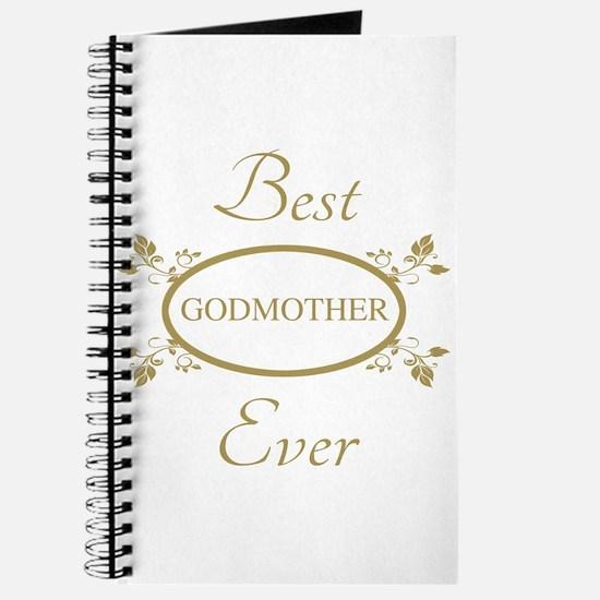 Best Godmother Ever Journal