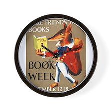 1950 Children's Book Week Clock