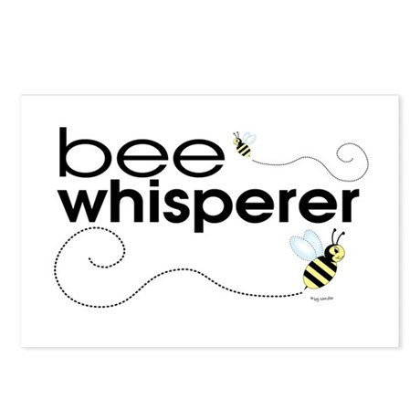 Bee Whisperer Postcards (Package of 8)