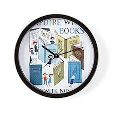 1957 Children's Book Week Clock