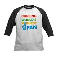 Curling Fan Tee
