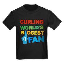Curling Fan T