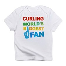 Curling Fan Infant T-Shirt