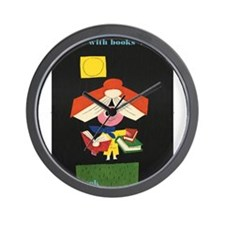 1958 Children's Book Week Clock