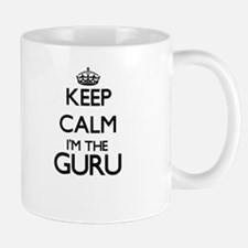 Keep calm I'm the Guru Mugs