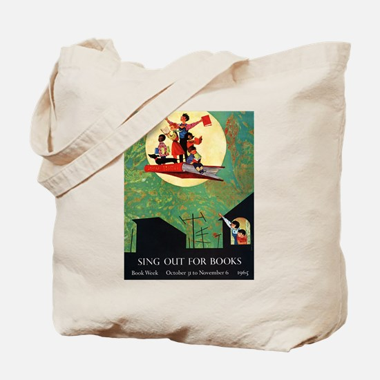 1965 Children's Book Week Tote Bag