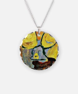 Angry Mouse Necklace
