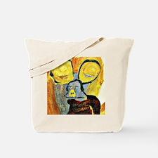 Angry Mouse Tote Bag