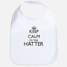 Keep calm I'm the Hatter Bib