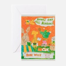 1974 Children's Book Week Greeting Cards (10 Pack)