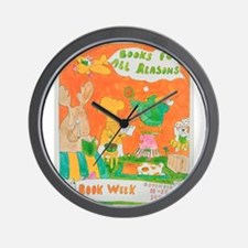 1974 Children's Book Week Clock