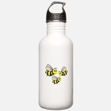 Three Bees Water Bottle