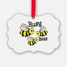 Busy Bees Ornament