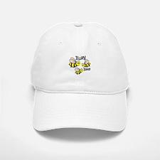Busy Bees Baseball Baseball Baseball Cap