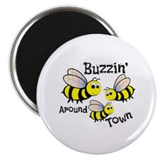 Buzzin Around Magnets