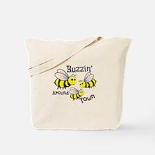 Buzzin Around Tote Bag