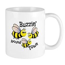 Buzzin Around Mugs