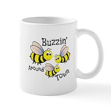 Buzzin Around Mugs