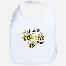 Honey Bees Bib