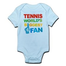 Tennis Fan Infant Bodysuit
