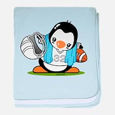 Football Popo (3) baby blanket