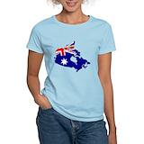 Australia and canada Tops