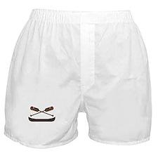 Row Canoe Boxer Shorts