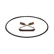 Row Canoe Patches