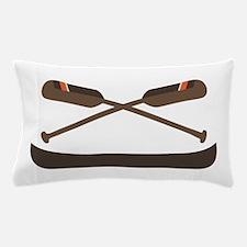 Row Canoe Pillow Case