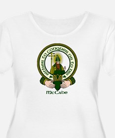 McCabe Clan Motto T-Shirt