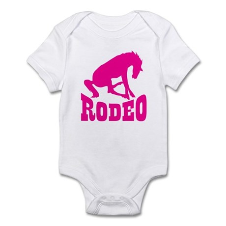 Pink Rodeo Infant Bodysuit